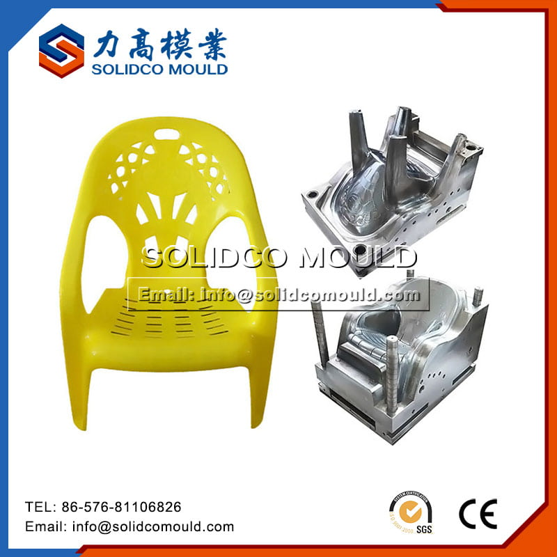 Plastic chair SC03
