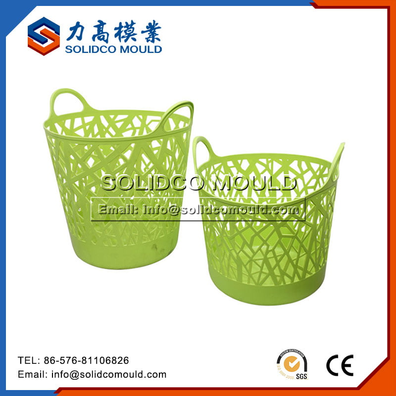 Customized Shape Laundry Basket Mould