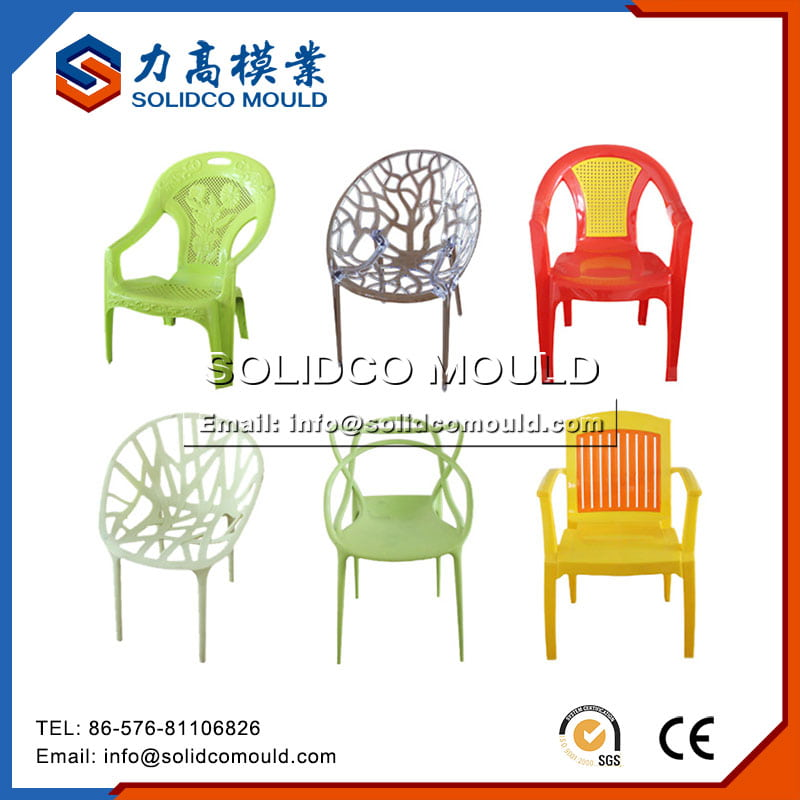 Plastic chair SC07