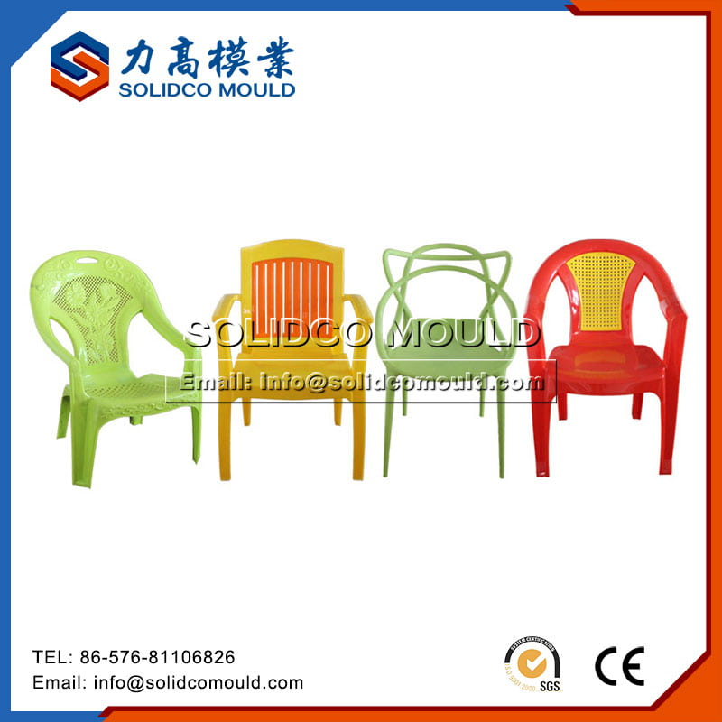 Plastic chair mould2