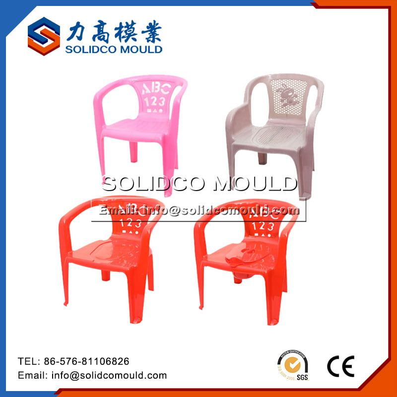 Plastic Baby Chair Injection Mould
