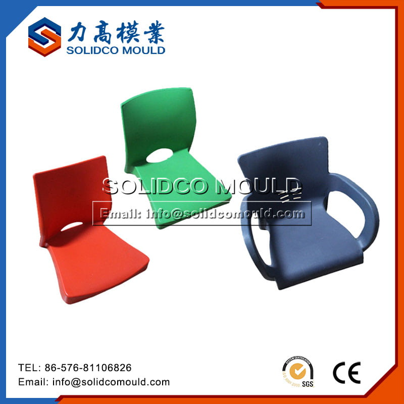chair with metal leg mould5