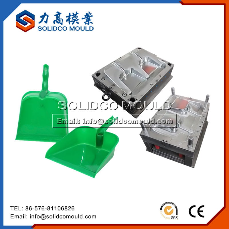 Plastic Dust Pan Mould
