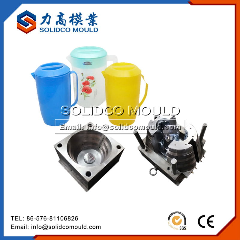 Household Plastic Jug Mould