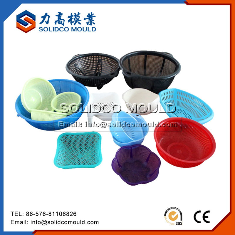 kitchen basket mould