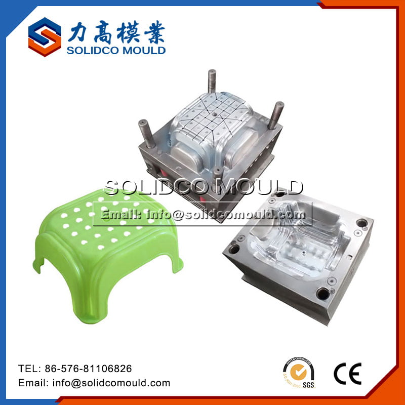 Plastic Stool Chair Mould