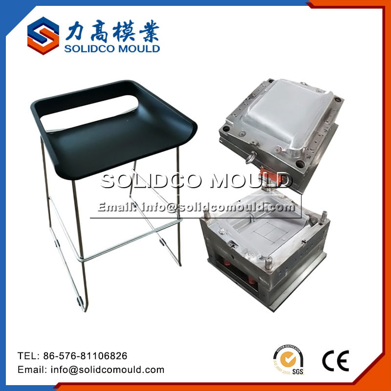 Modern Plastic Stool Mould