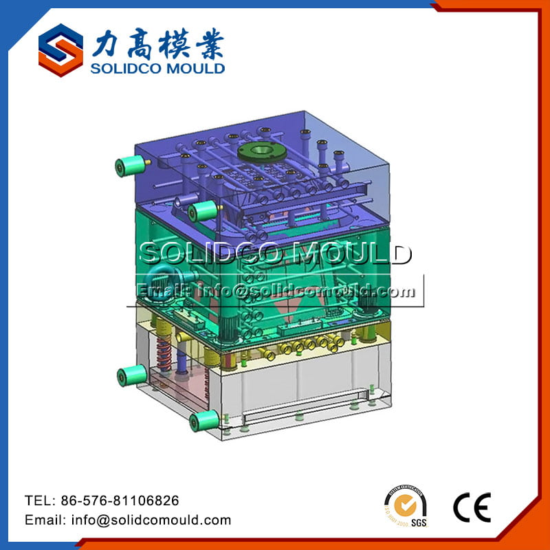 Plastic Stool Table Mould