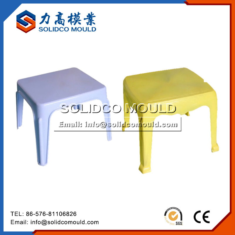 Plastic Square Table Mould