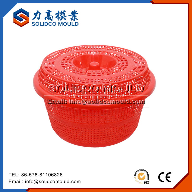 vegetable basket mould