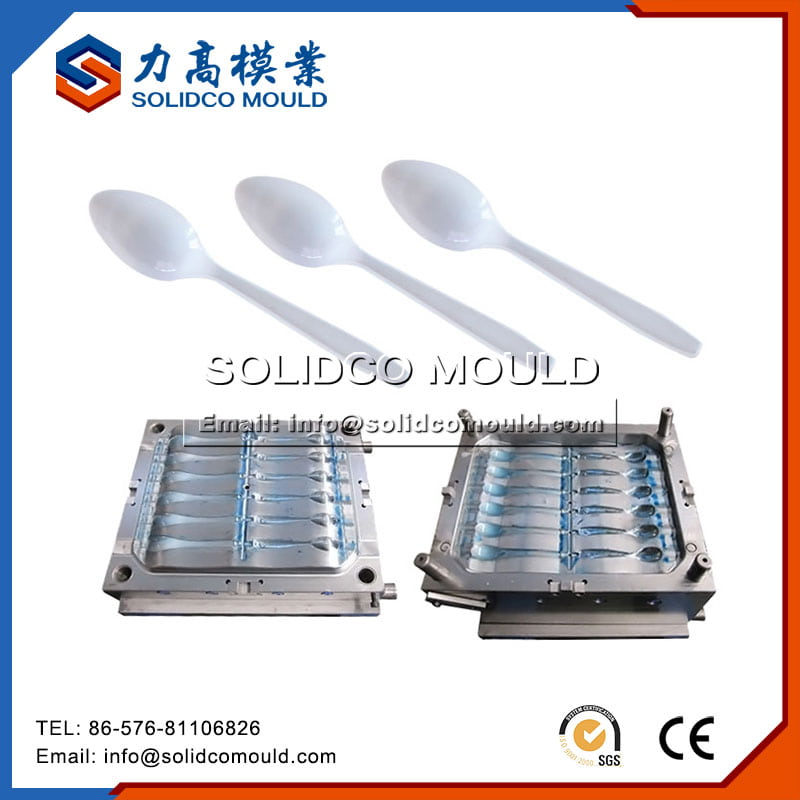 Plastic Spoon Mould