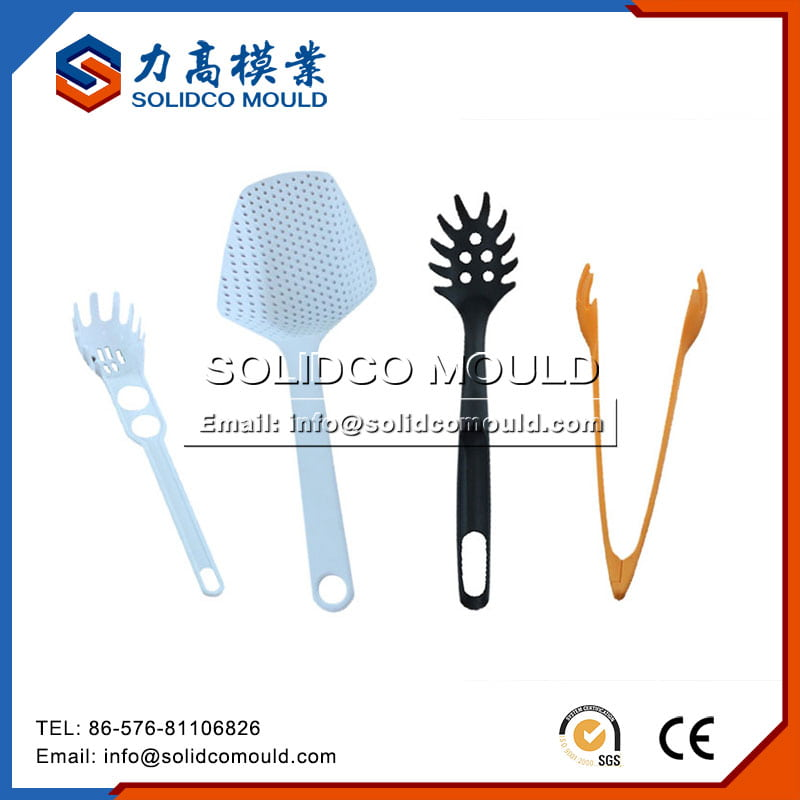 Plastic Kitchen Tools Mould