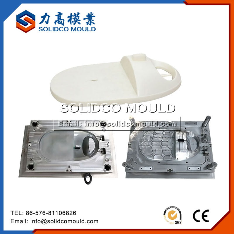 Medical height feet mould1