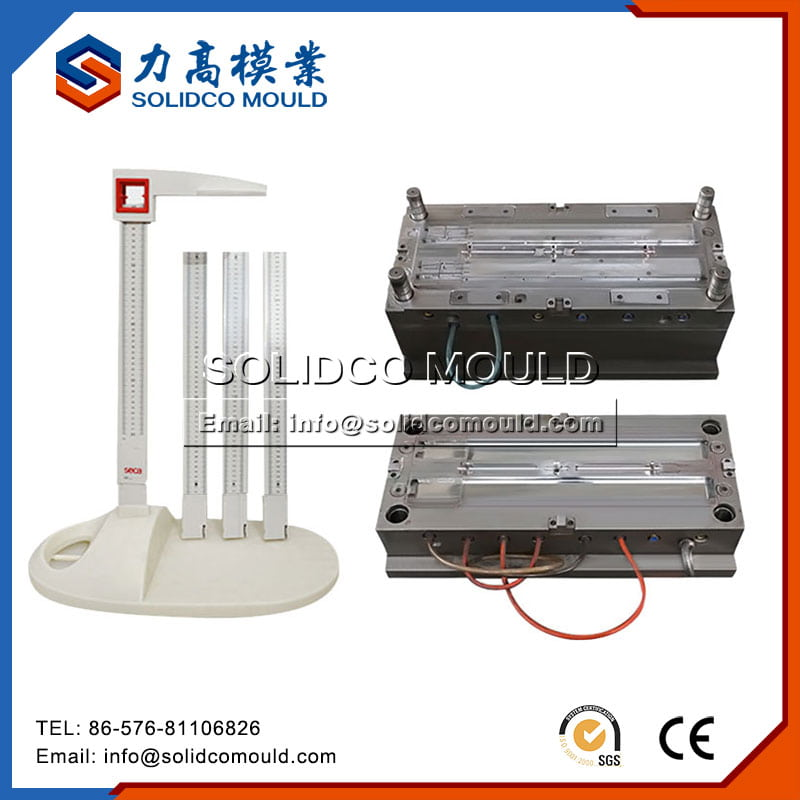 Medical height feet mould2