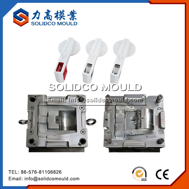 Medical height feet mould3