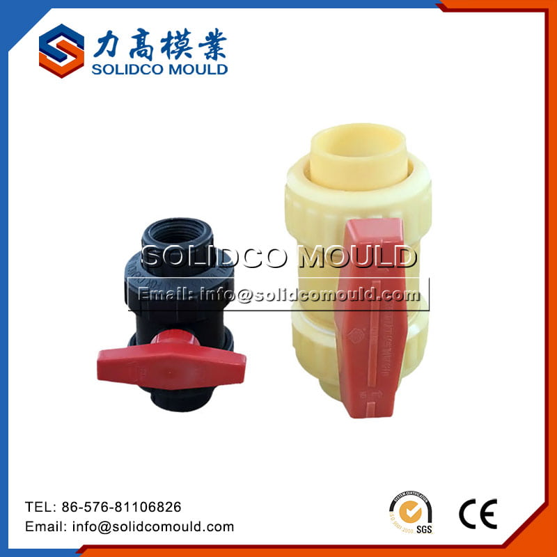 PP-R Pipe Fitting Mould3