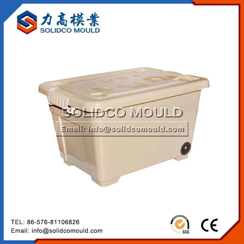 Plastic Storage Box Mould
