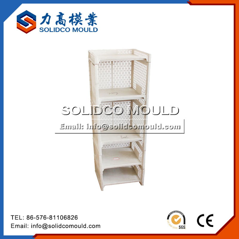 Plastic Multi Layer Storage Mould