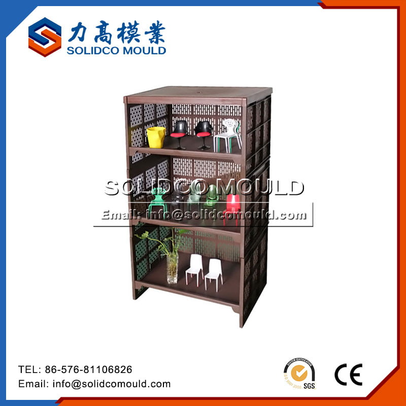 Plastic Shelf Rack Mould