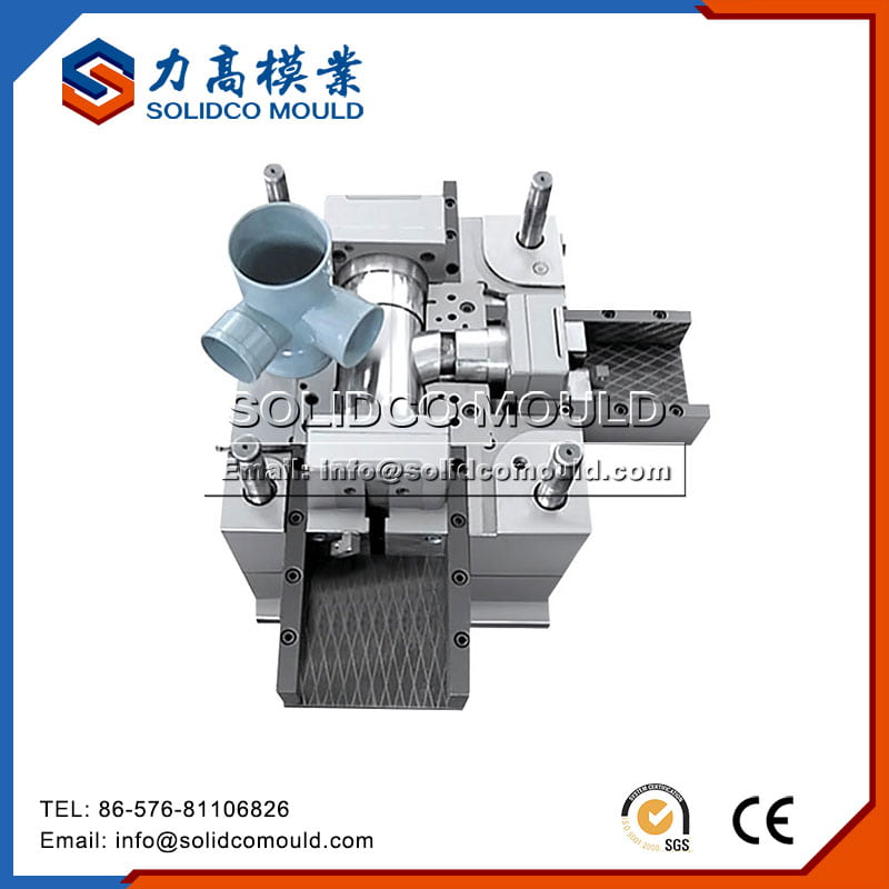 fitting pipe mould6