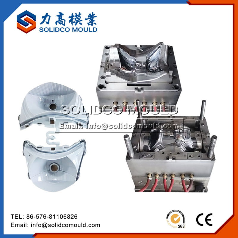 headlight mould2