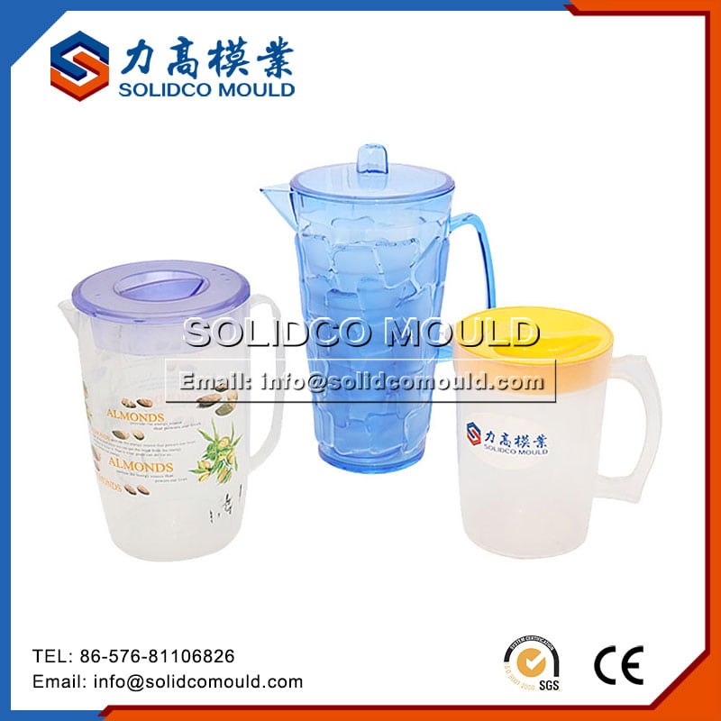 Plastic Tea Jug Mould