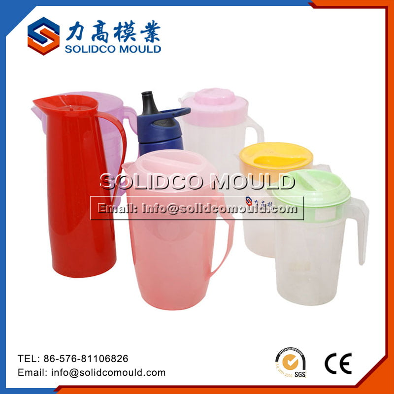 Plastic Household Water Jug Mould