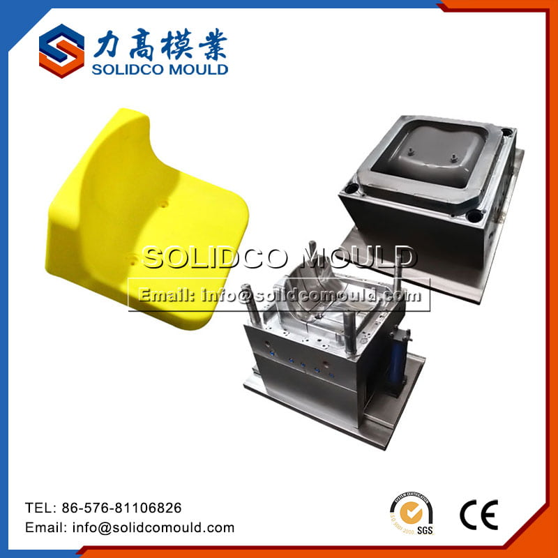 Plastic Stadium Seat Mould