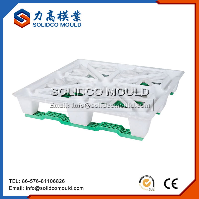 Double Face Plastic Pallet Tray Mould