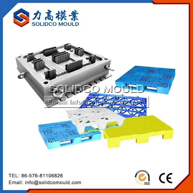 Plastic Shipping Pallet Mould