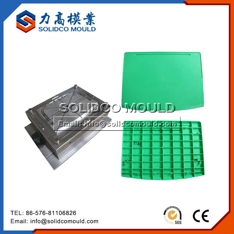 Plastic School Desk Table Mould
