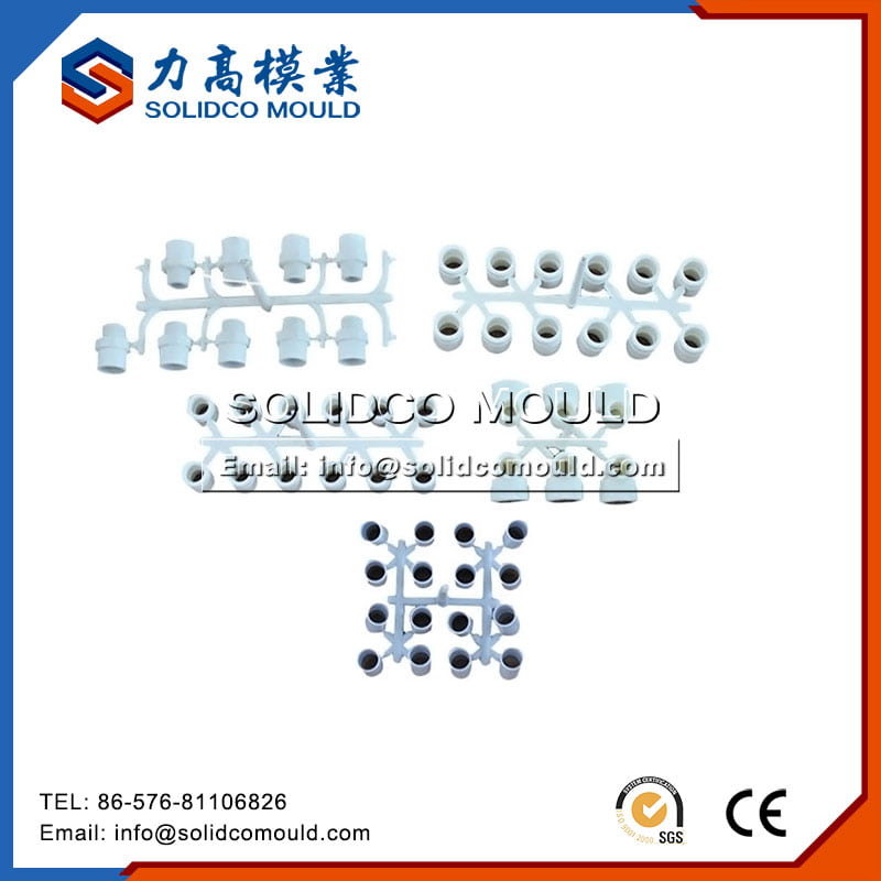 PP-R Pipe Fitting Mould1