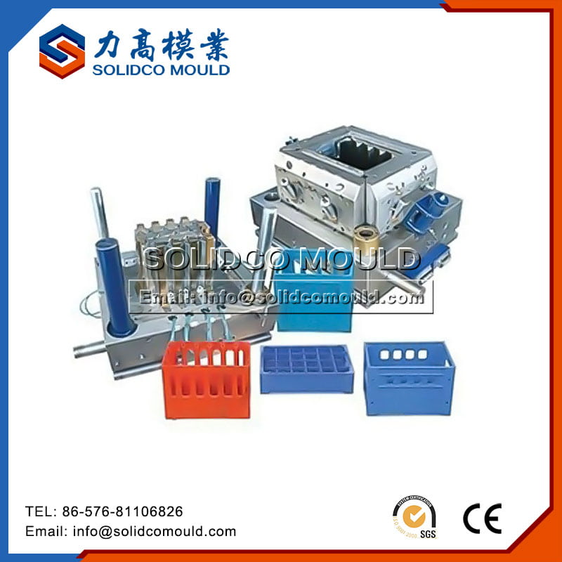 Most injection moulds are made from cooling channels