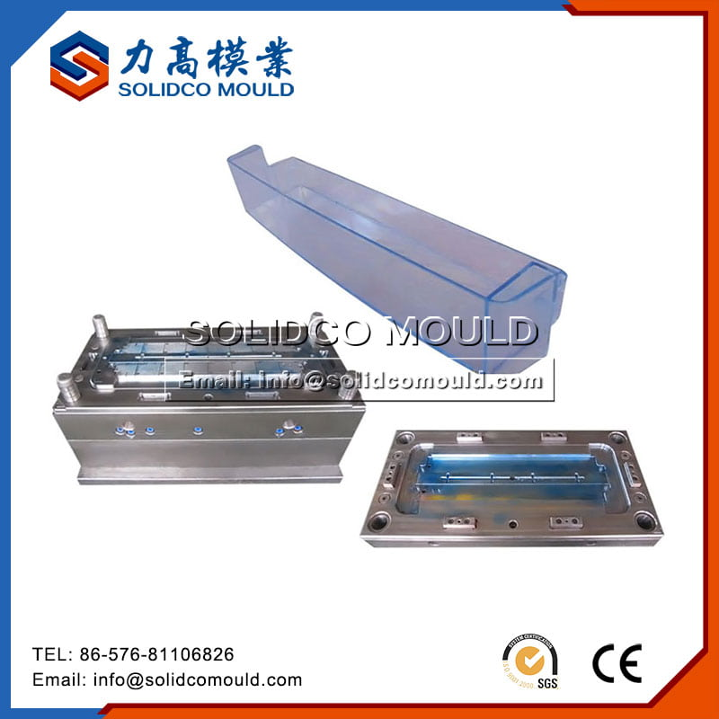 Different classification of mould forming