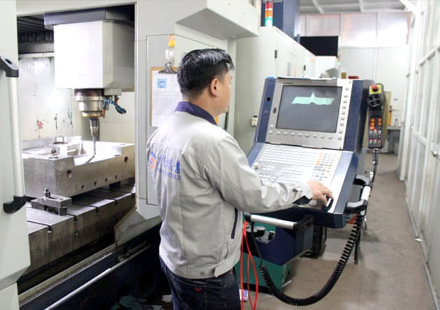 High Speed CNC Machining1