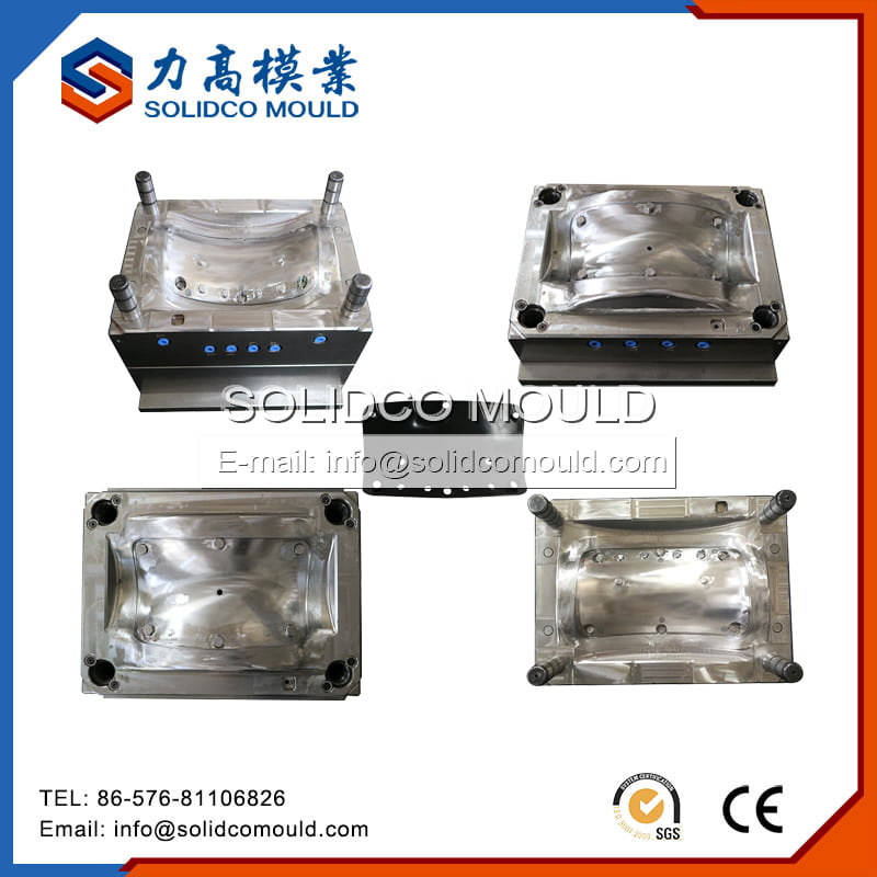 Plastic Office Chair Parts Mould