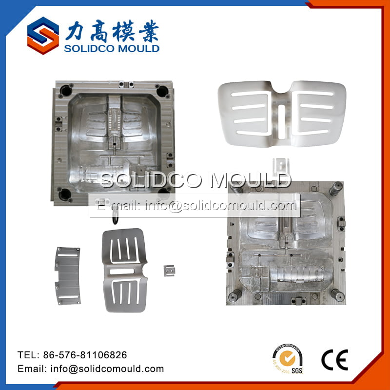 Plastic Office Chair Component Mould