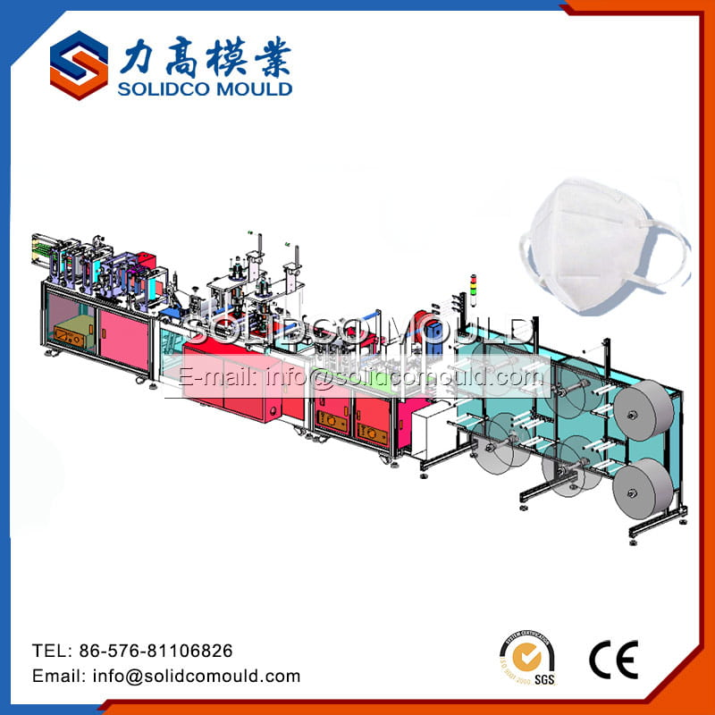 PP Melt-blown Nonwoven Production Line  Technical Manual