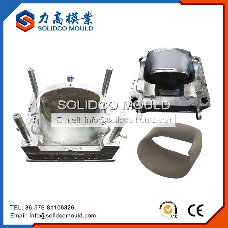 Rolling Chair Mould