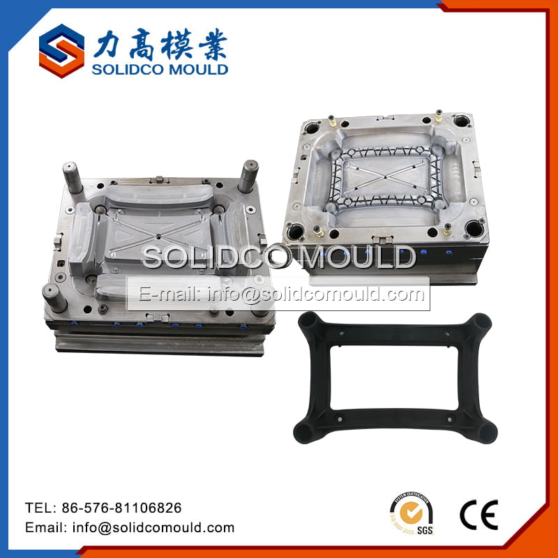 Rolling Chair Connector Mould
