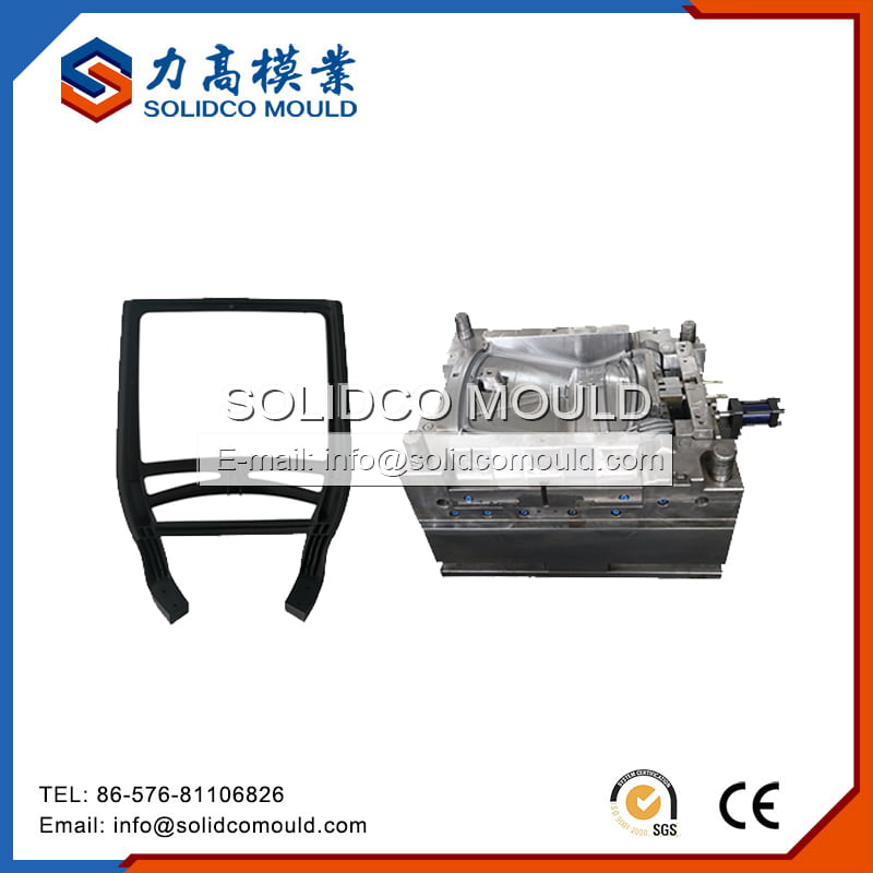 Plastic Office Chair Backrest Mould