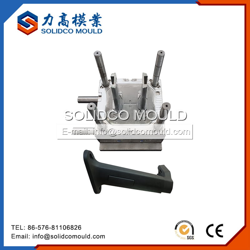 Plastic Adjustable Office Chair Armrest Mould