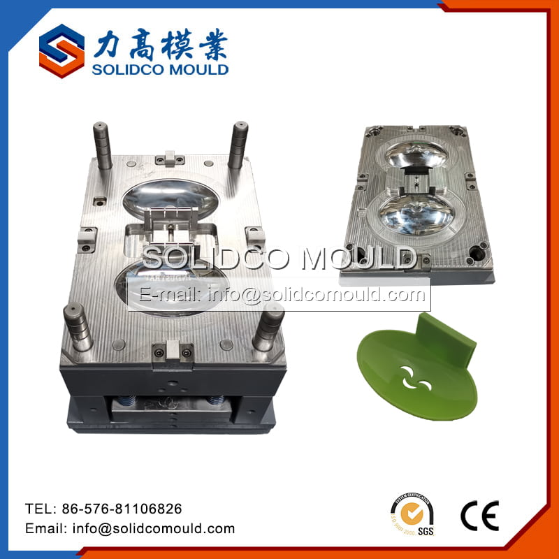 What are the characteristics of the precision mold manufacturing process