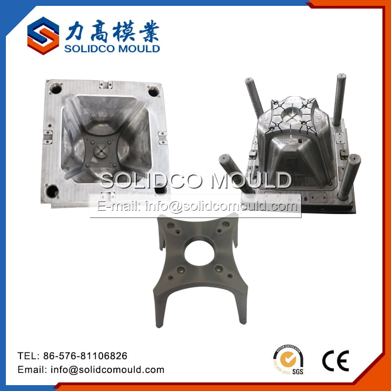 Plastic Chair Leg Mould