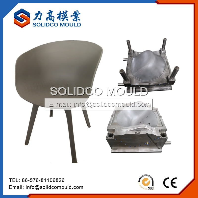 Chair shell mould-1