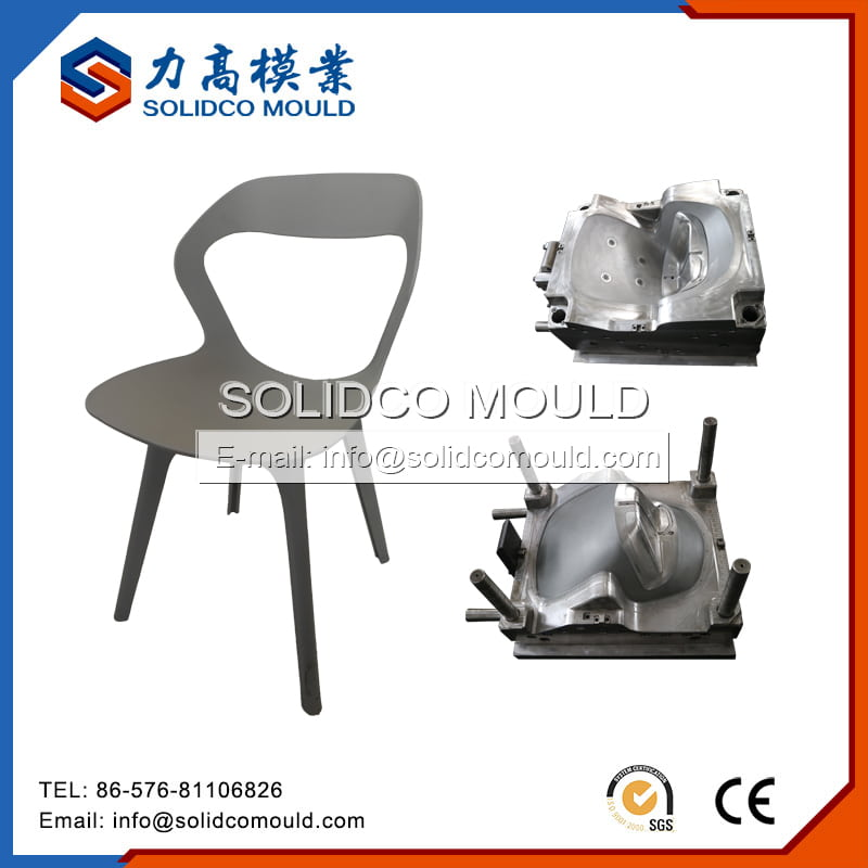 Chair shell mould-3