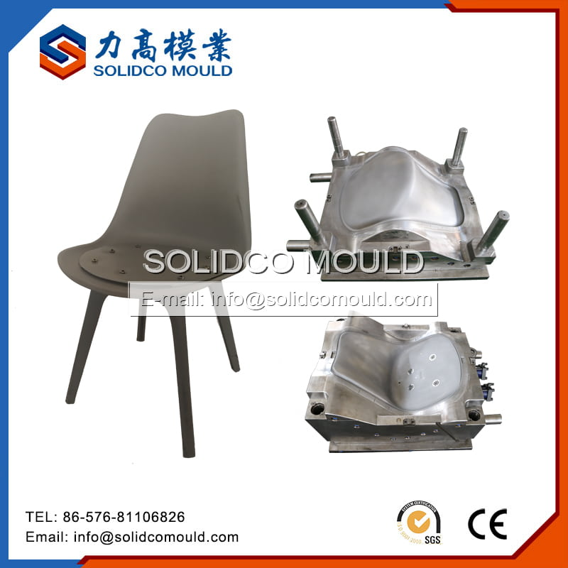 Plastic Chair Shell Mould