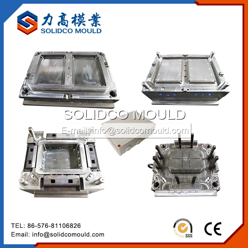 ABS Plastic Electrical junction box Mould