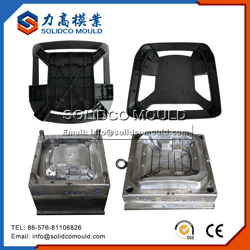 Office Chair Seat Mould