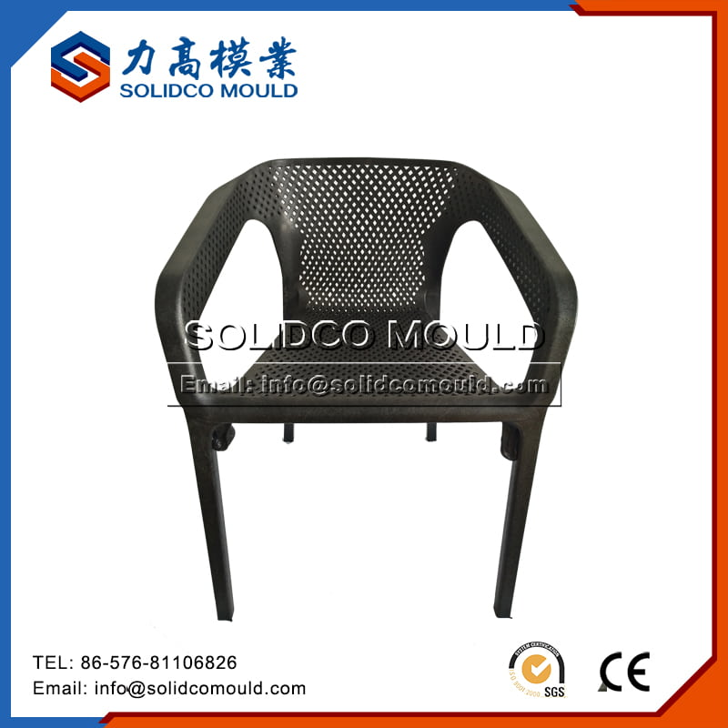 Household Plastic Rattan Chair Mould